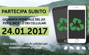 Al via a Lecce la campagna Raccolta Cellulari!
