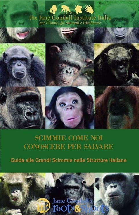 Scimmie come Noi - Conoscere per Salvare.