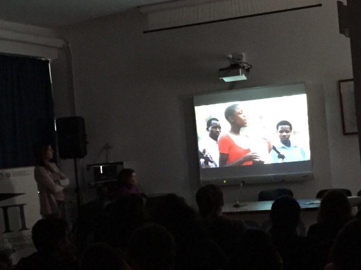 """Roots&Shoots al Liceo Classico """"Palmieri"""" di Lecce"""