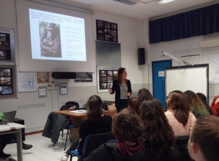 Continua l'avventura Roots&Shoots al Liceo Aristofane di Roma