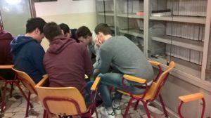 Collaborazione con il Liceo Classico e Linguistico Statale Aristofane
