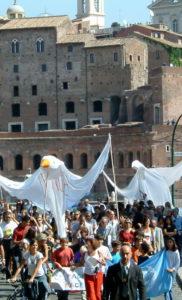 JGI Italia e Massimo di Forti: Giornata per la Pace