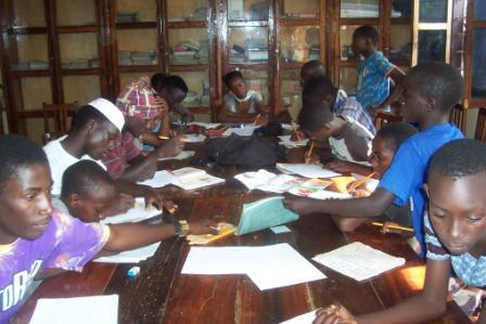 Educazione e formazione dei bambini jgi italia for Programma di costruzione per la costruzione di una casa