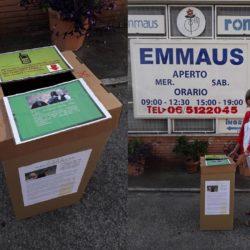Punto di Raccolta a Roma: Emmaus