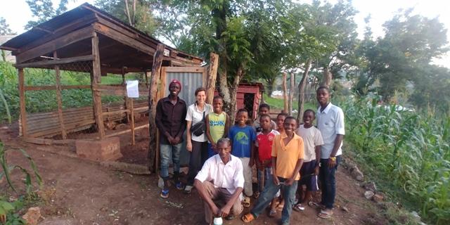 Il punto sul progetto Orti di Sanganigwa con l'agronomo del JGI Italia