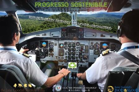R&S con l'Aeronautico di Roma per carburanti sostenibili