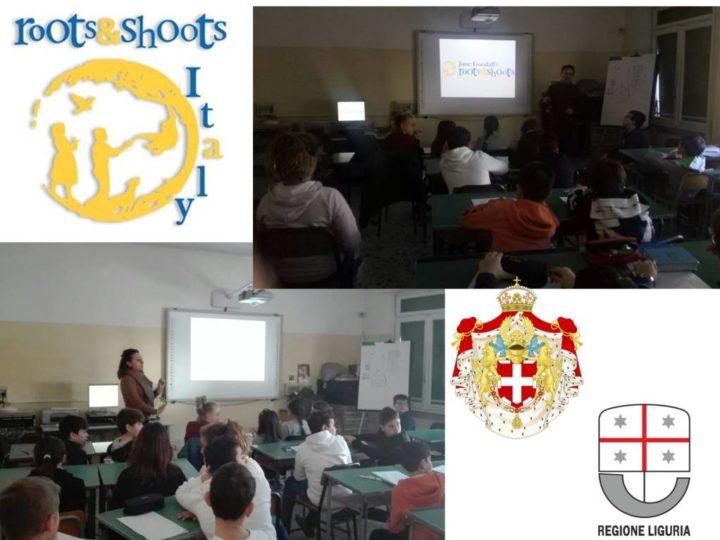 Nuovo Gruppo Roots&Shooth nella zona di Genova: forza ragazzi!