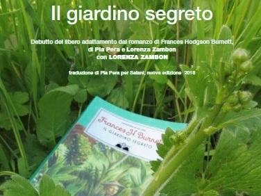 In scena il giardino segreto ricordando pia pera jgi italia
