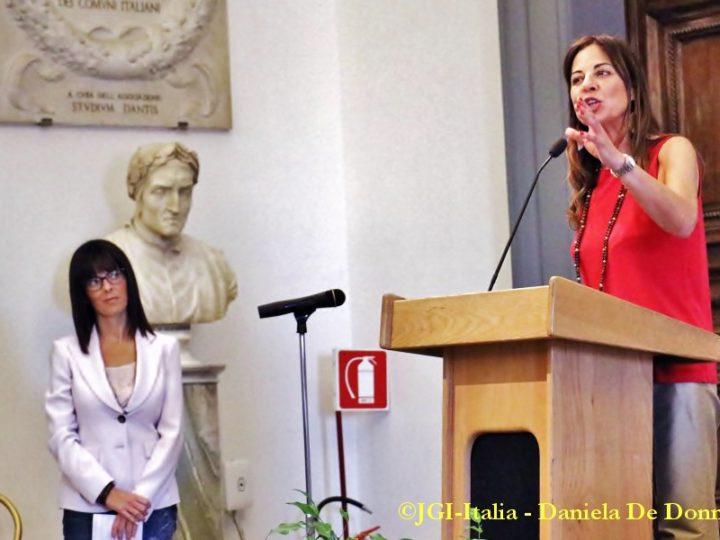 JGI Italia e AMMA Italia – Insieme per la Pace e per il rispetto della Natura