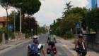 In viaggio con amici di bici