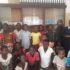 Garze, cerotti, creme e molto altro: grazie all'AGUGAM da parte dei bambini di Sanganigwa