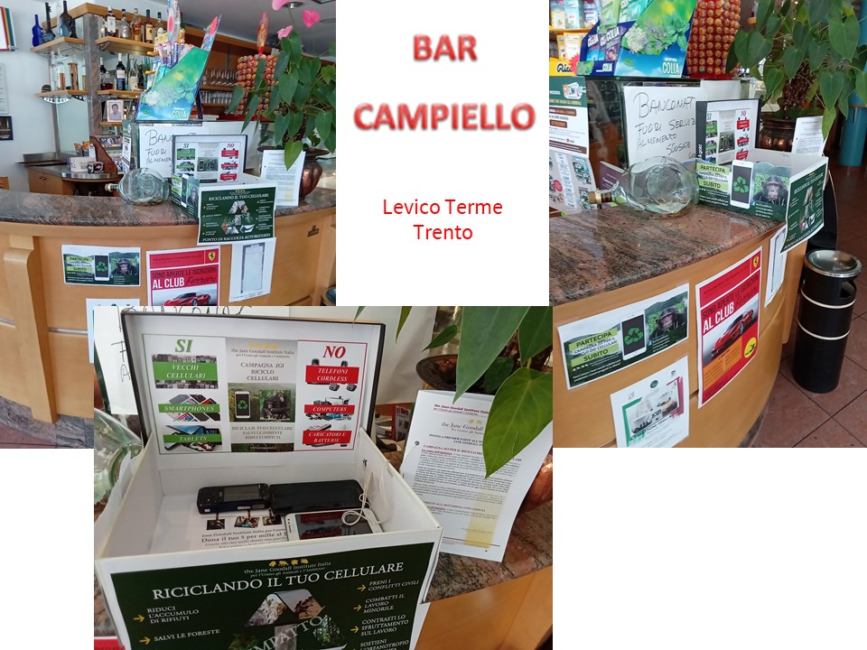 Bar Campiello - Punto di Raccolta a Levico Terme (TN)