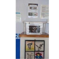 Scuola secondaria I grado - Punto di Raccolta a Colledara (TE)
