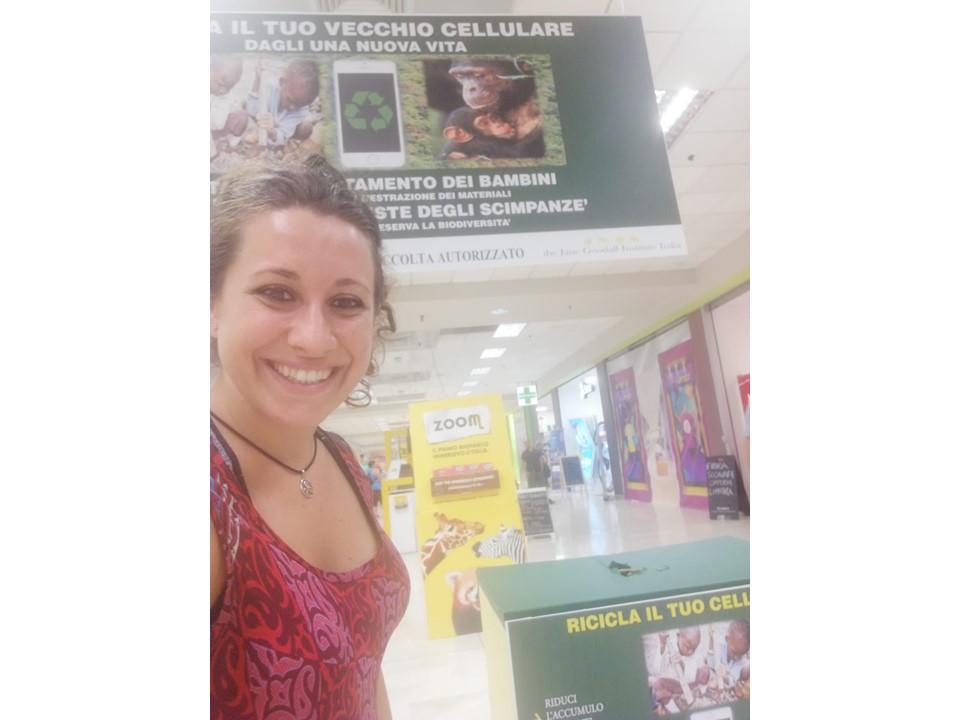 Eticoscienza & Auchan Venaria - Punto di Raccolta a Venaria