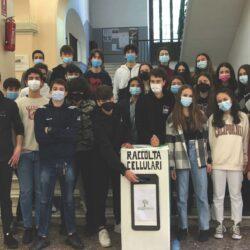 Gruppo Ambiente 3° G Liceo Mamiani - Punto di Raccolta a Roma