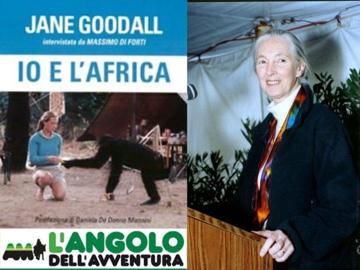 """Un pomeriggio con """"Io e l'Africa"""", il libro in cui Jane Goodall si racconta"""