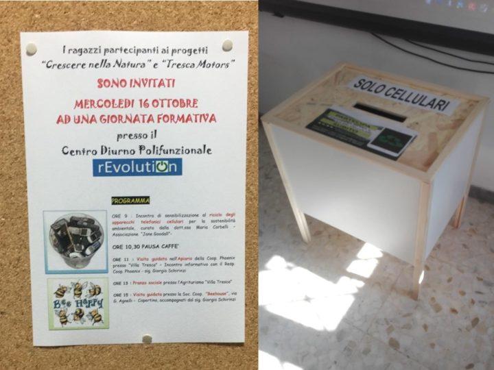 Complimenti a rEvolution, il Centro Diurno Polifunzionale di Lecce!