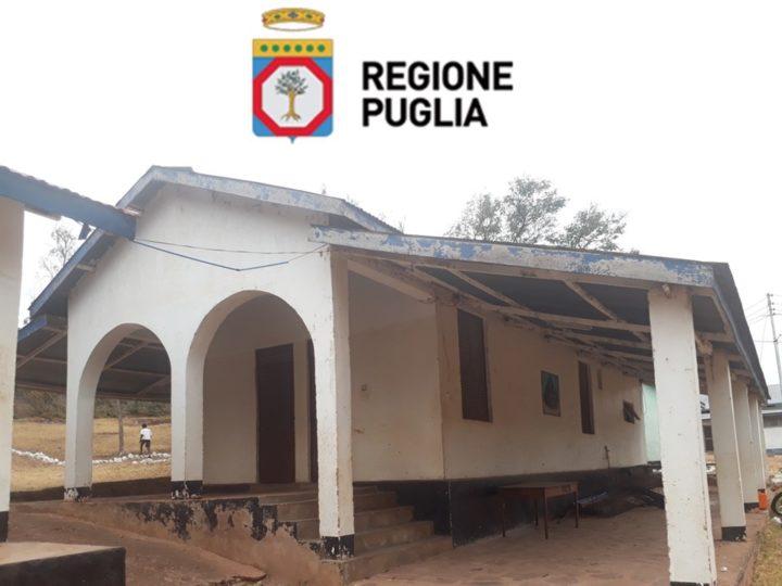 Sanganigwa per il turismo responsabile e l'autosostentamento con il rinnovo della Guest House