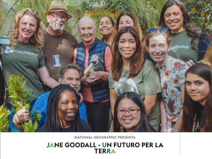 La Speranza di Jane Goodall per la 50° Giornata Mondiale della Terra