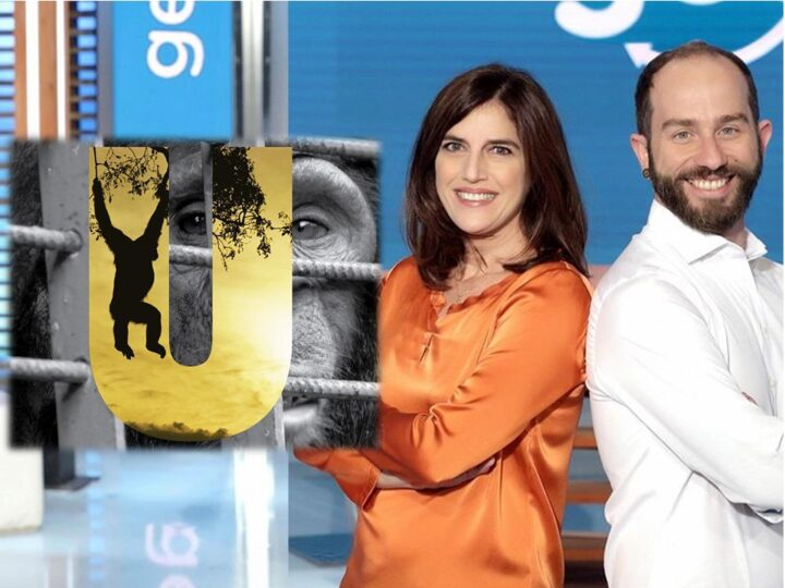 Rai 3 Geo&Geo con Daniela De Donno