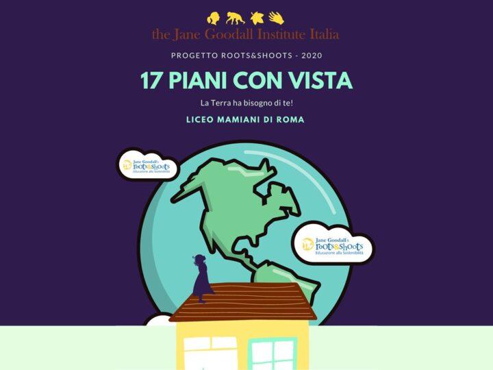 Sostenibilità green&young con gli studenti della 3°G del Liceo Mamiani di Roma