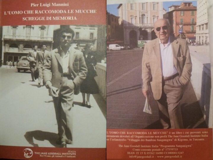 Pier Luigi Mannini: L'Uomo che Raccomoda le Mucche. Schegge di Memoria