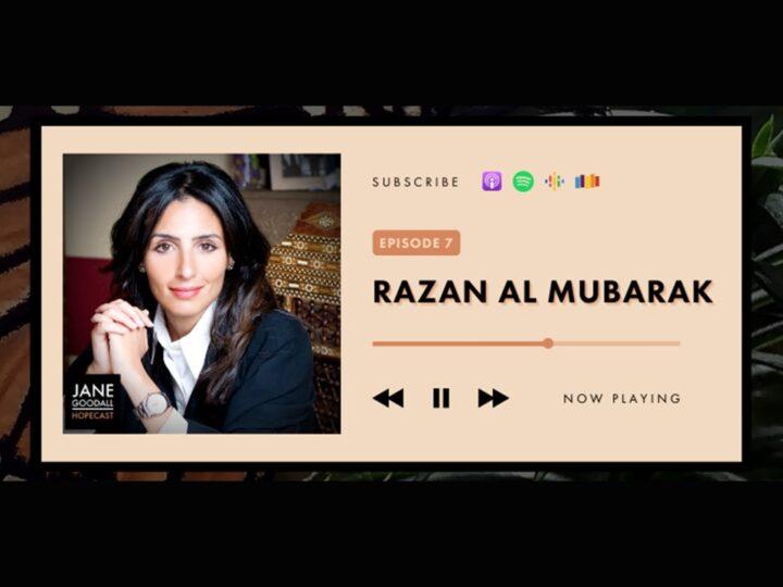 Jane Podcast 7: Jane con Sua Eccellenza Razan Al Mubarak
